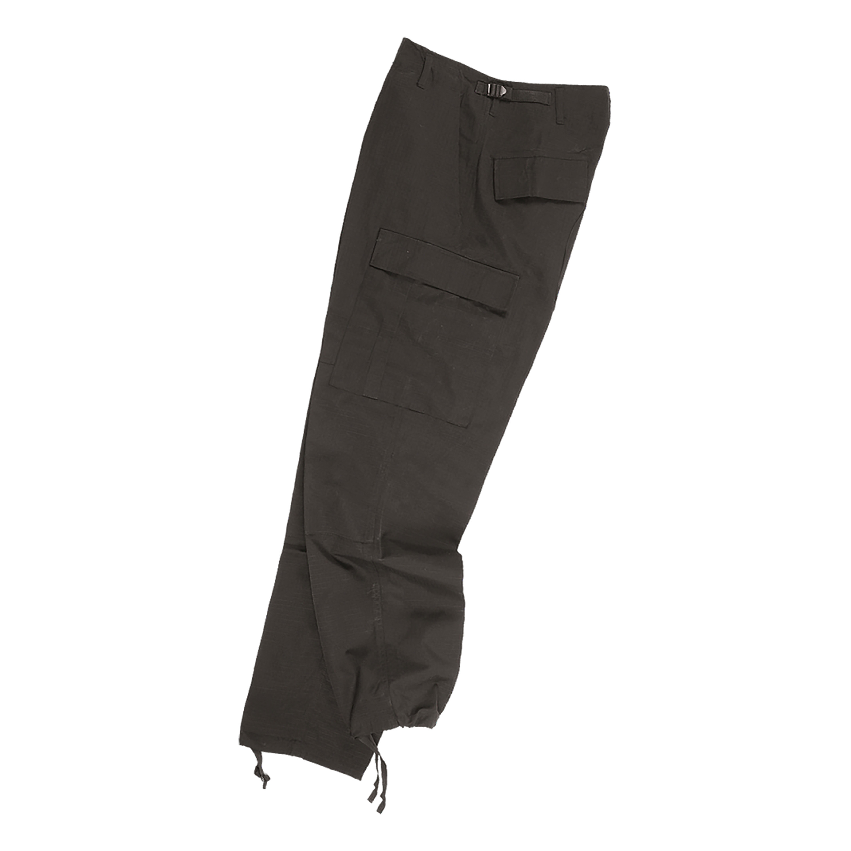 US Feldhose Typ BDU Ripstop schwarz
