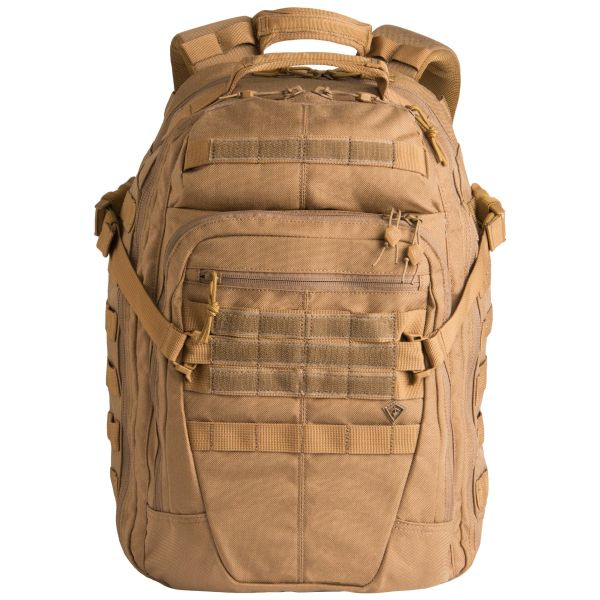 First Tactical Rucksack Specialist 1-Day Backpack coyote