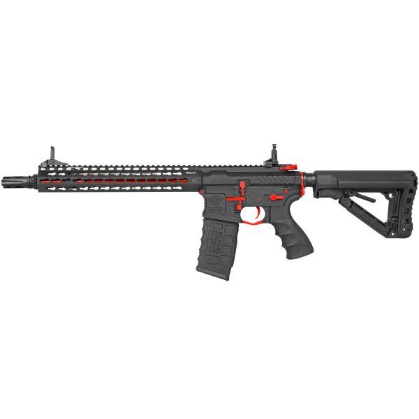 G&G Airsoft Gewehr CM16 E.T.U. SRXL S-AEG rot