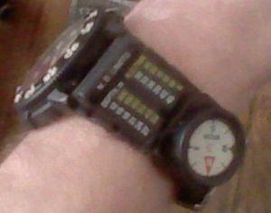 SEAL Uhr mit Kompass !