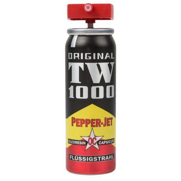 Nachfüllpatrone Pfefferspray TW1000 RSG6 Zivil Punktstrahl 63 ml