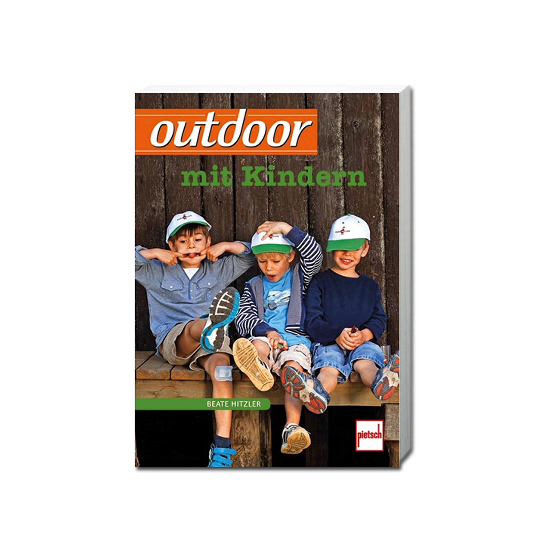 Buch outdoor mit Kindern