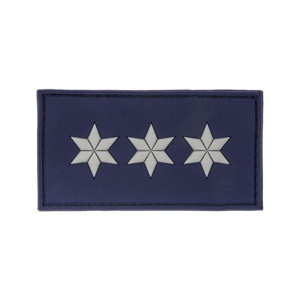 3D-Patch Polizeihauptkommissar