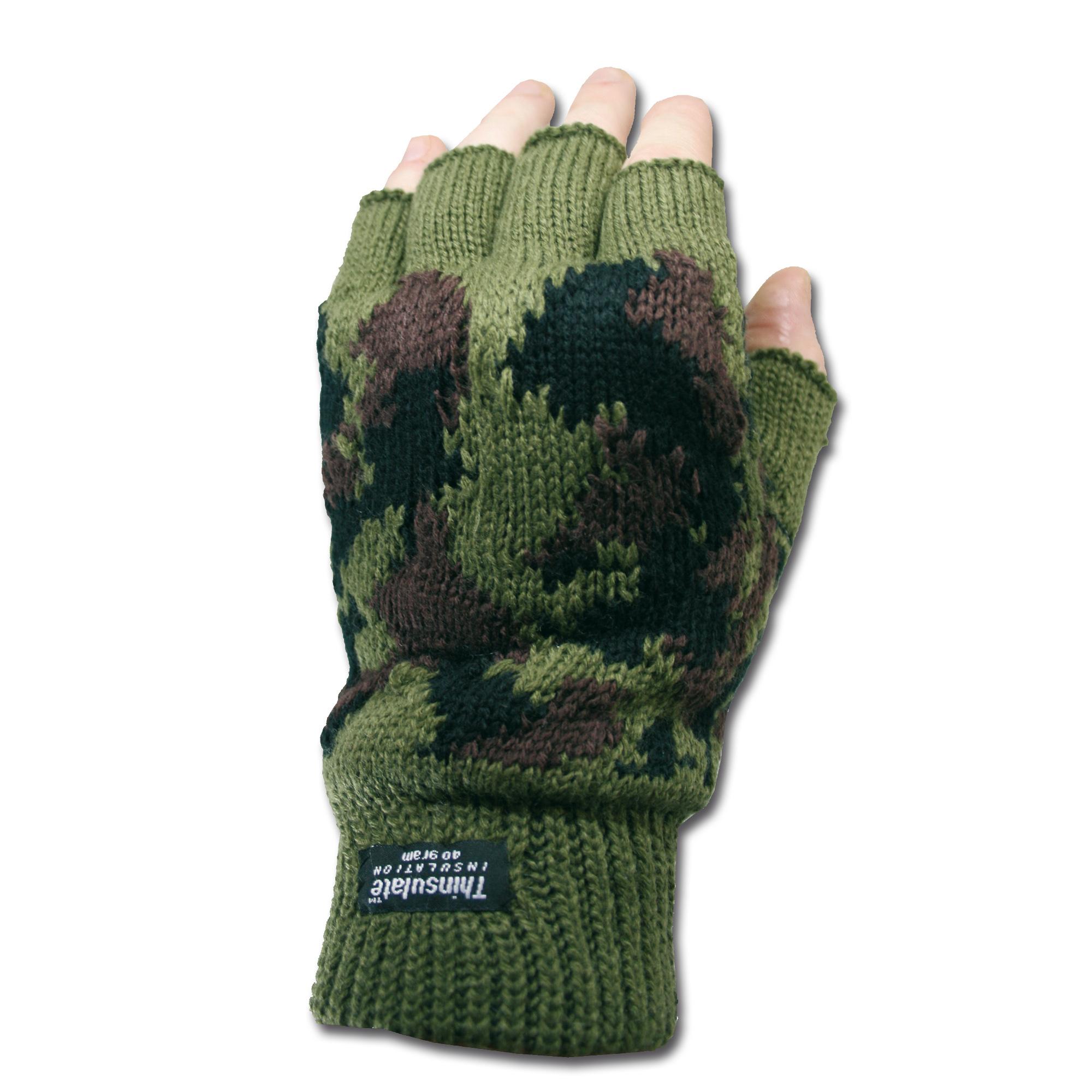 Handschuhe Fingerlinge Thinsulate tarn