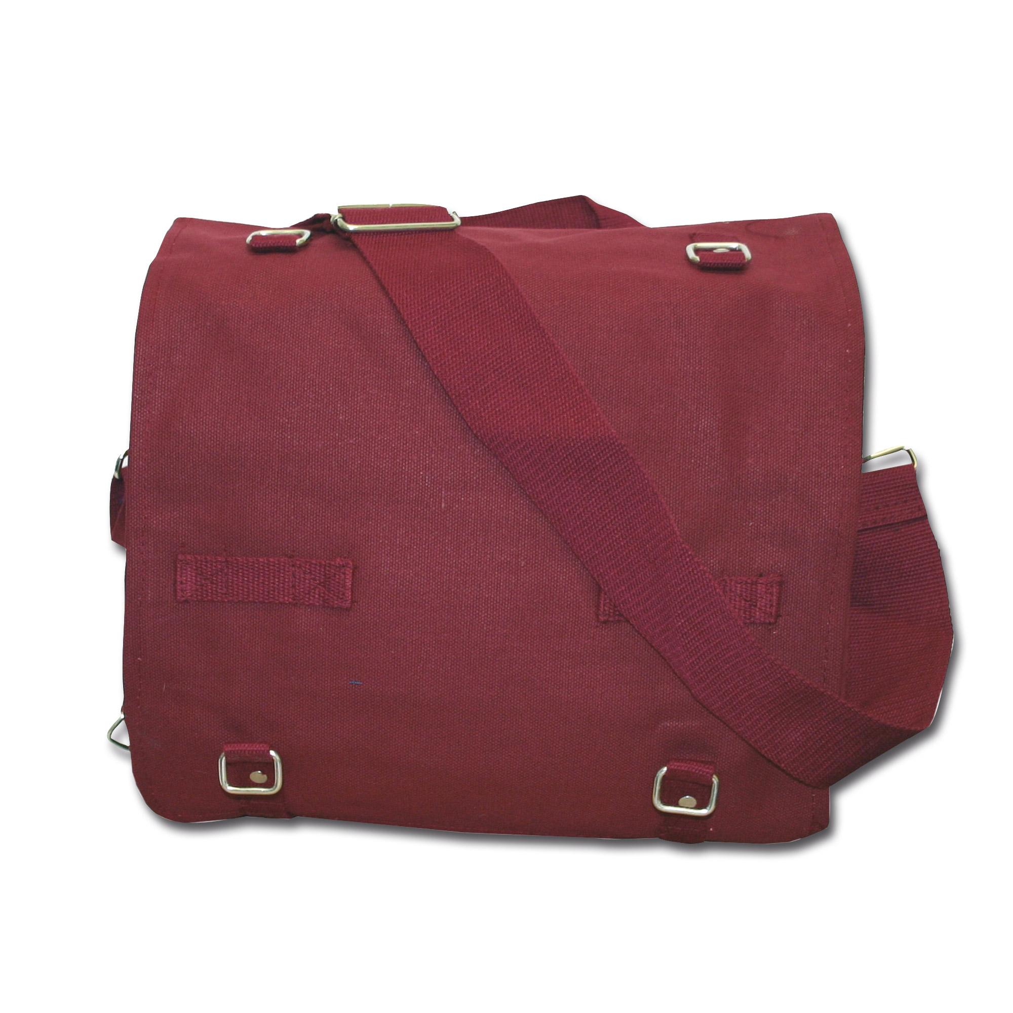 BW Packtasche bordeaux