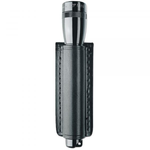 Gürtelholster Leder Mini Mag-Lite