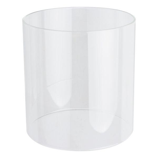 Glaszylinder f. Starklichtlampe
