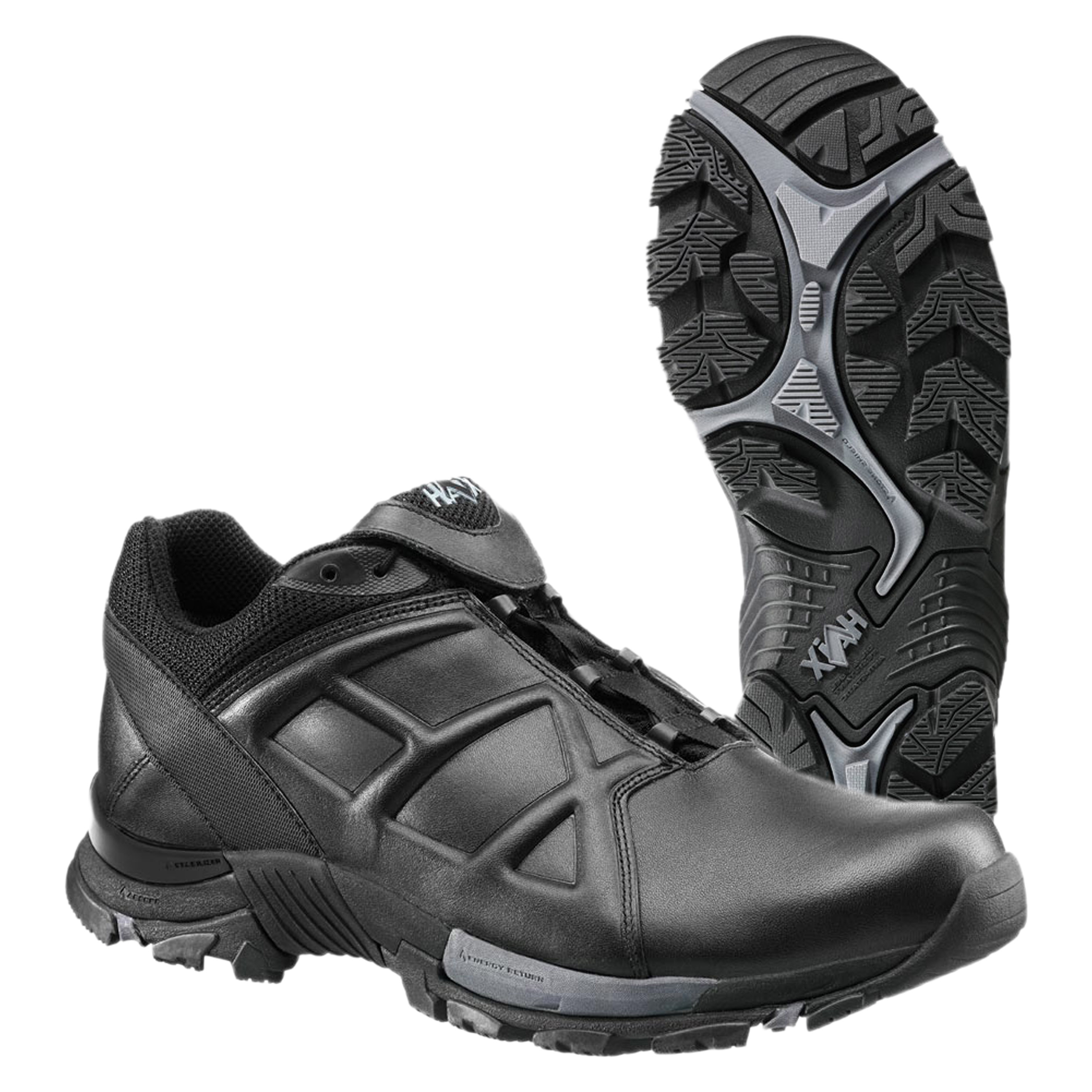 Haix Funktionsschuh Black Eagle Tactical 20 Low 2.0 schwarz