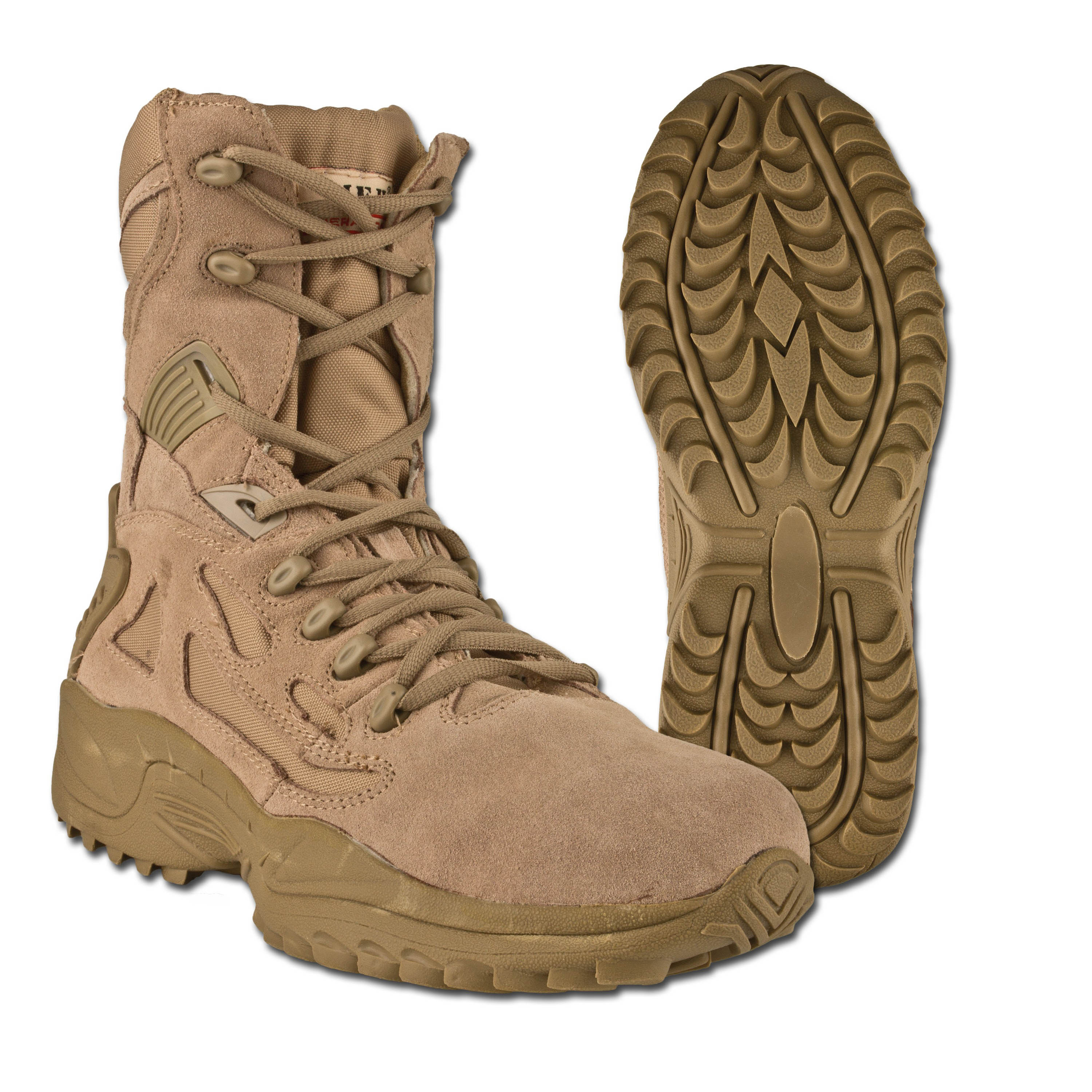 Stiefel MFH Tactical Coyote