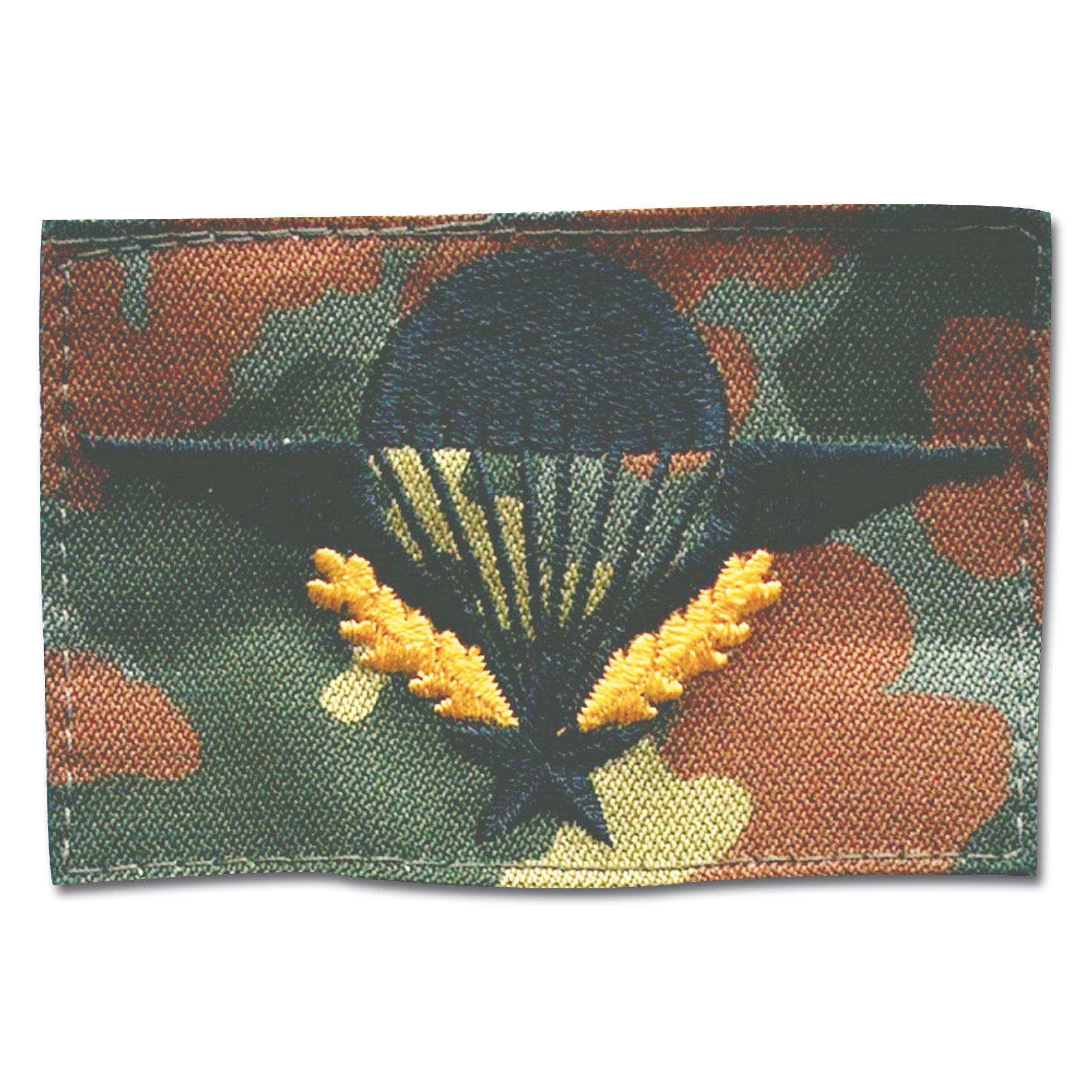 Abzeichen Springer Textil Frankreich fleck/gold
