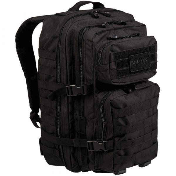 Mil-Tec Rucksack US Assault Pack II schwarz