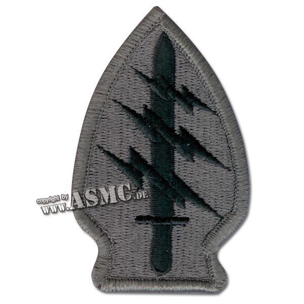 Abzeichen US Textil Special Forces ACU