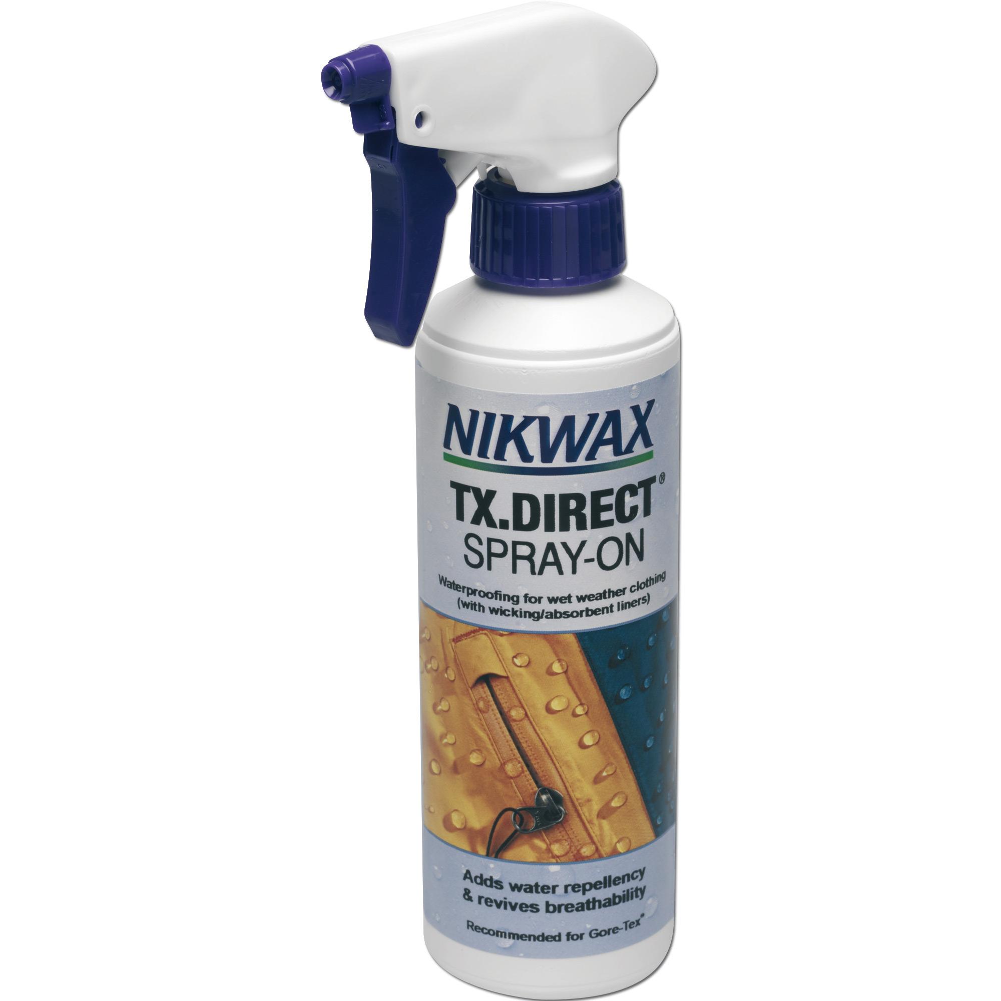 NikWax TX Direkt Spray on
