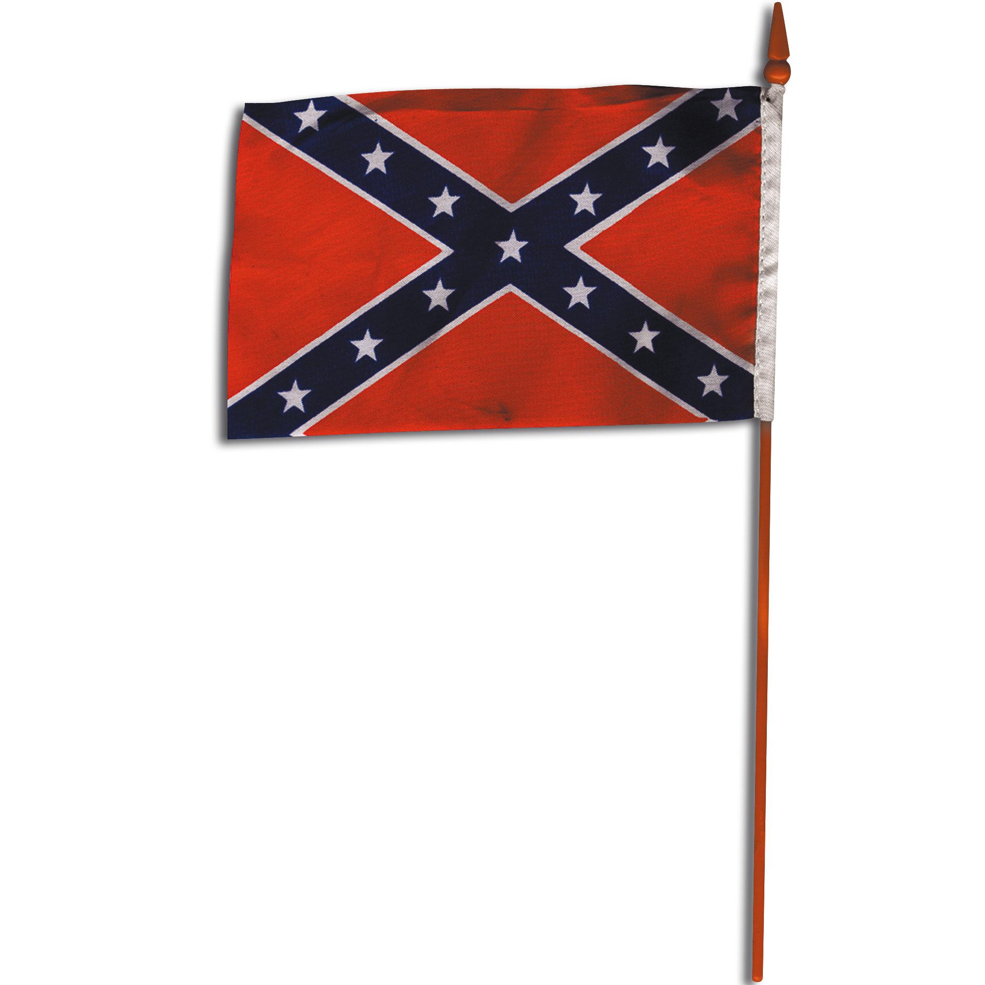 Handflagge 45x30 Südstaaten
