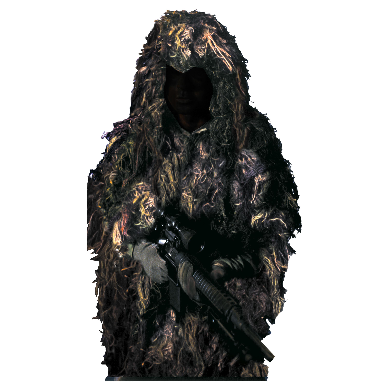 Bushrag Ghilie Suit Kit woodland
