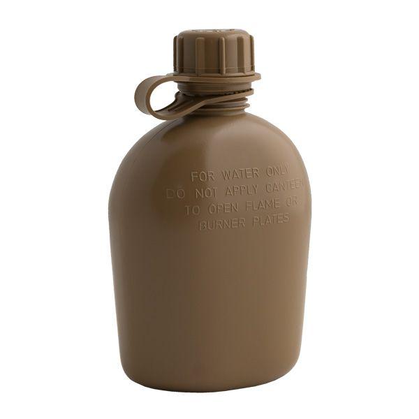 Feldflasche 1 qt DS tan
