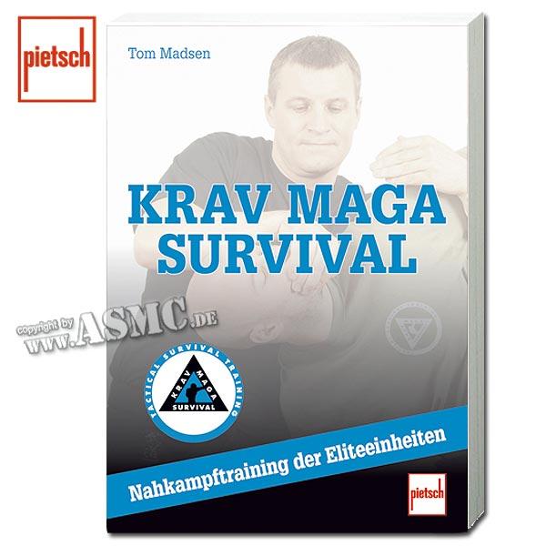 Buch Krav Maga Survival