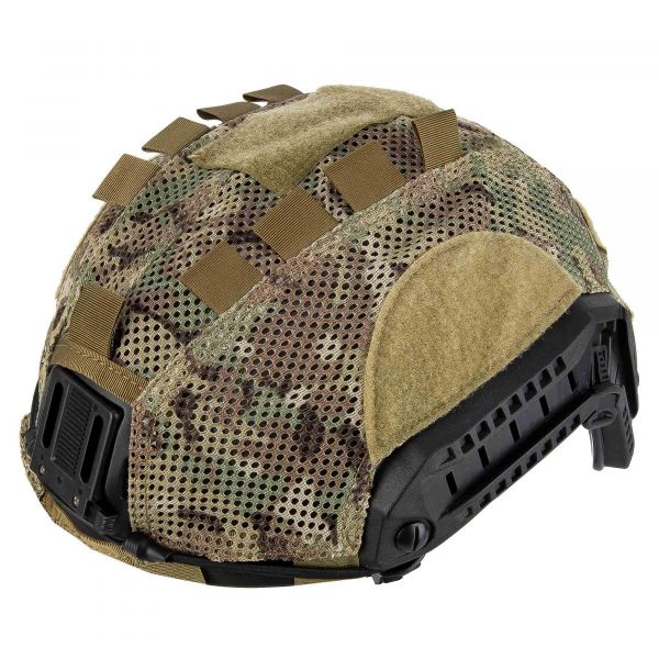 FMA Helmcover Ballistic Helmet Cover Medium multicam