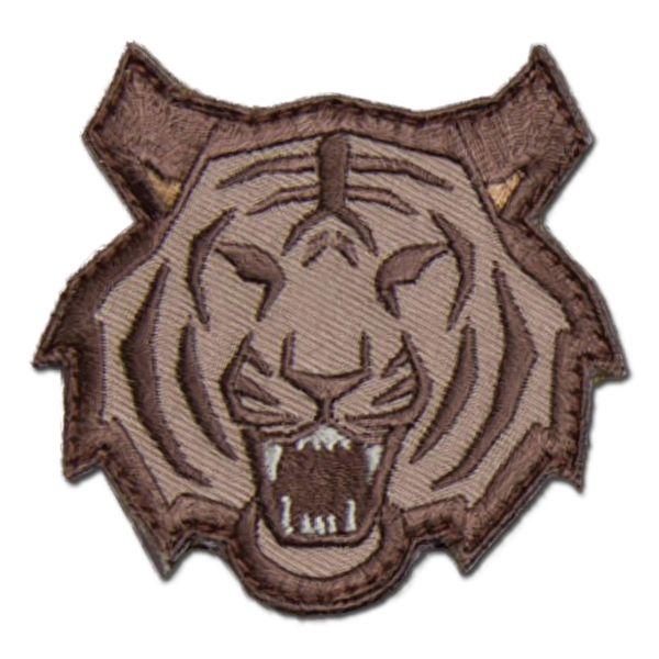 MilSpecMonkey Patch Tiger Head arid