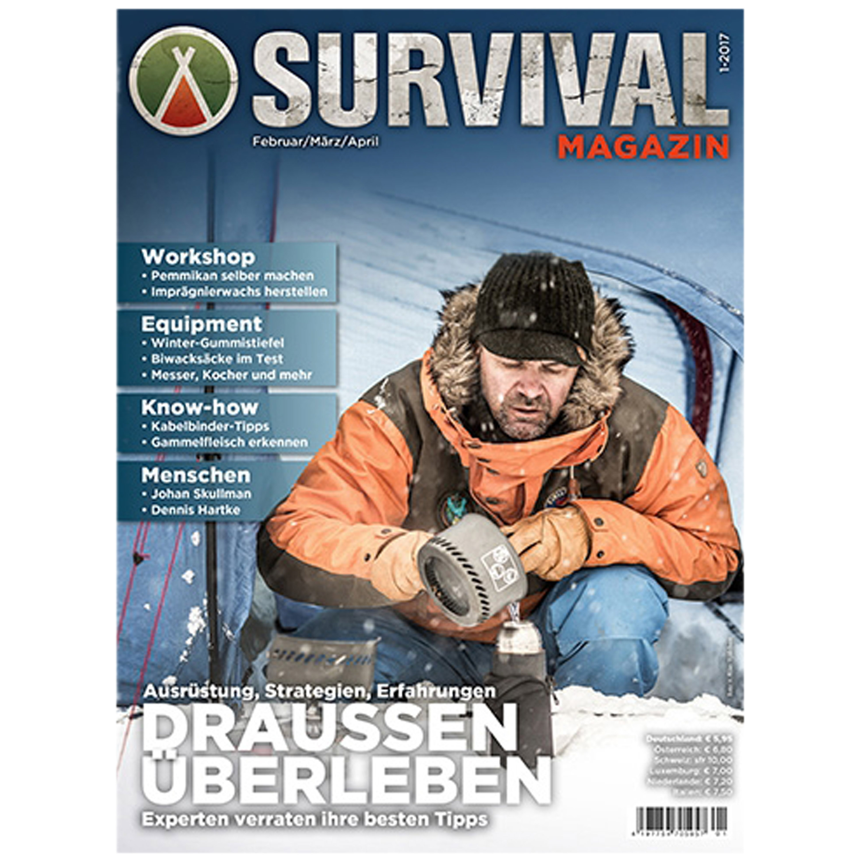 Survival Magazin 01/2017
