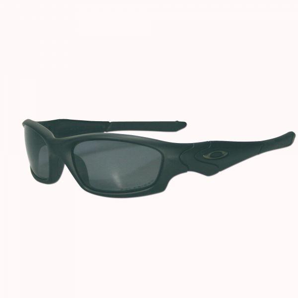 Oakley Sonnenbrille Straight Jacket Polarized schwarz