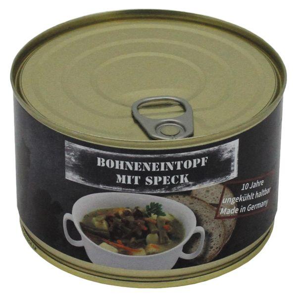 MFH Bohneneintopf mit Speck Vollkonserve 400 g
