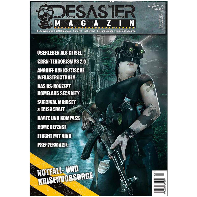 Desaster Magazin 02/17