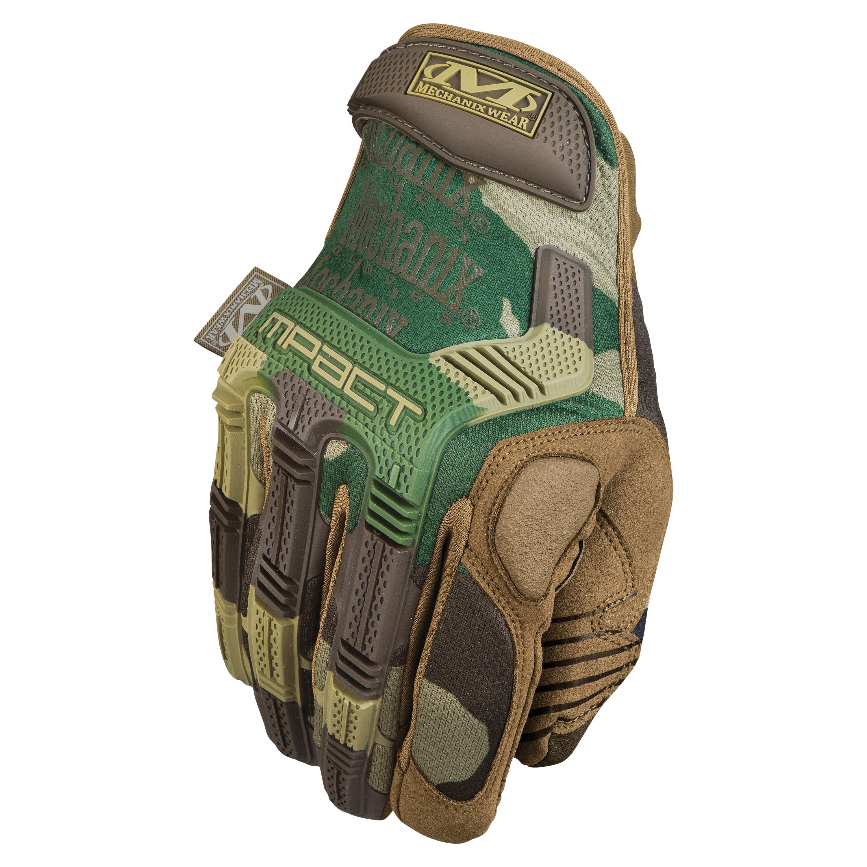 Mechanix Wear Handschuhe M-Pact woodland II