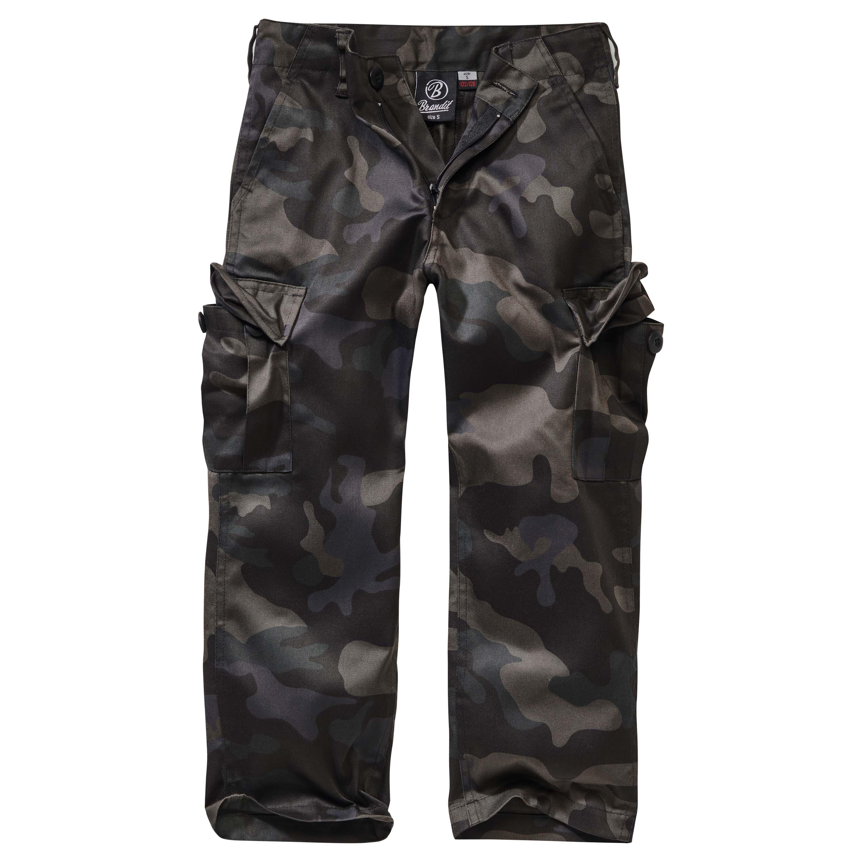 Brandit Hose US Ranger Trouser Kids darkcamo