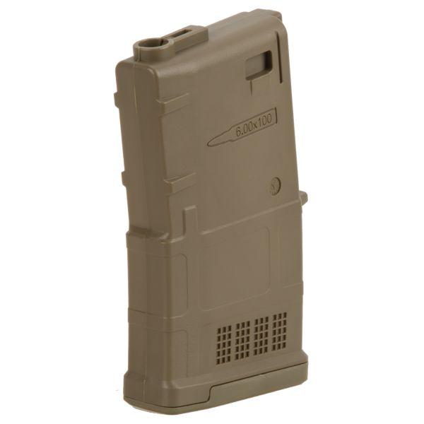 Ares Ersatzmagazin M4/AR15 AMAG Midcap 100 Schuss dark earth