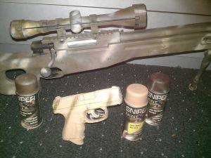 Walther P99 und L96
