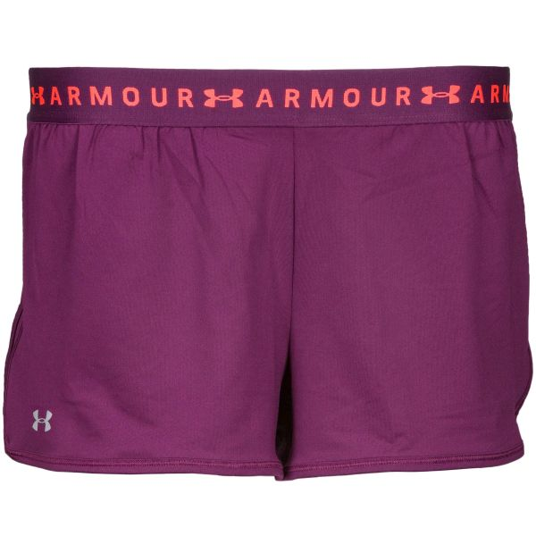 Under Armour Shorts Women 2-in-1 Print lila