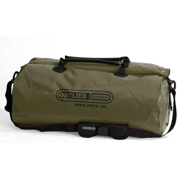 Ortlieb Packsack Rack-Pack 89 Liter oliv