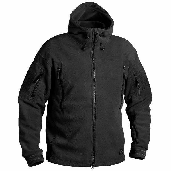 Helikon-Tex Jacke Patriot Jacket Double Fleece schwarz