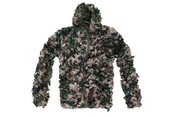 Ultimate Tactical Ghillie Suit Camouflage Set digital woodland