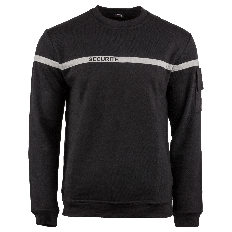 TOE Concept Sweatshirt Secu-One Sécurité