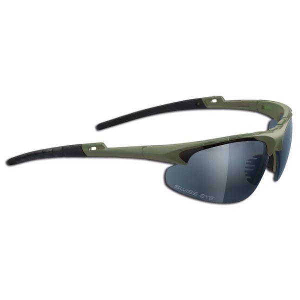 Sonnenbrille Swiss Eye Apache oliv