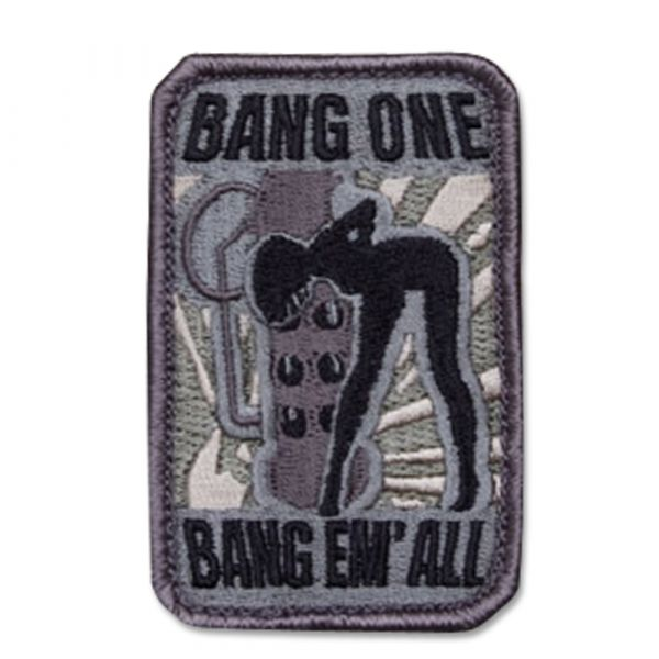 MilSpecMonkey Patch Bang One Bang Em All small acu
