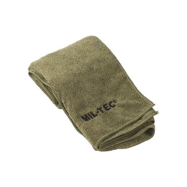 Handtuch Microfibre 80 X 40 cm oliv