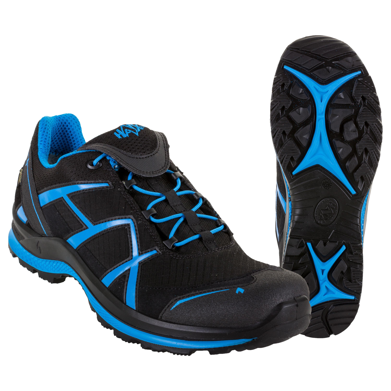 Haix Schuh Black Eagle Adventure 2.0 schwarz blau