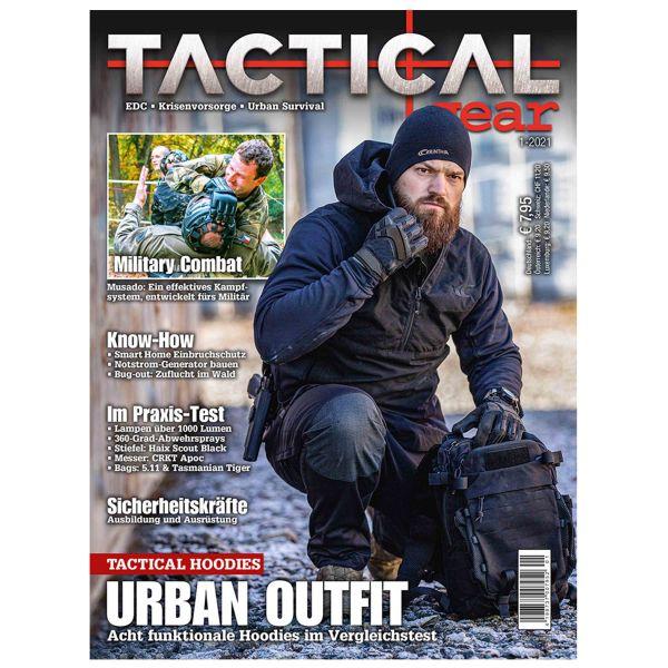 Magazin Tactical Gear 01/2021