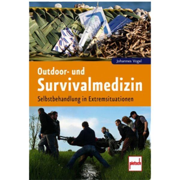 Buch Outdoor- und Survivalmedizin - Selbstbehandlung