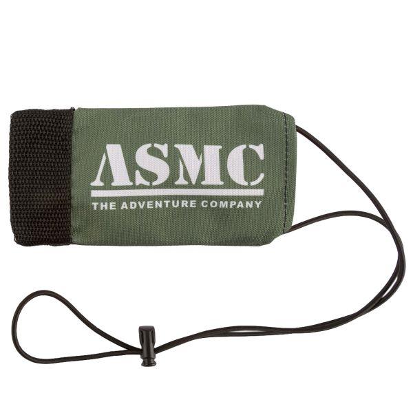 ASMC Laufsocke für Airsoft Gewehre grün