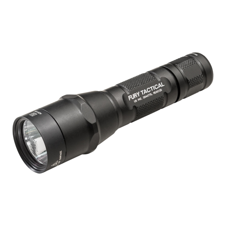 SureFire Taschenlampe P2X Fury Defender