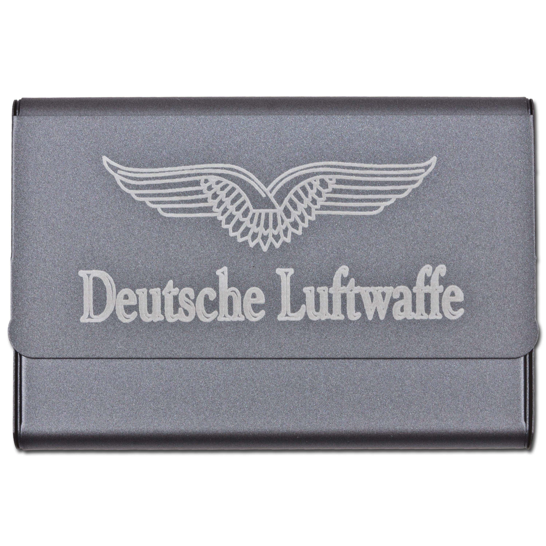 Visitenkartenetui Mit Gravur Luftwaffe