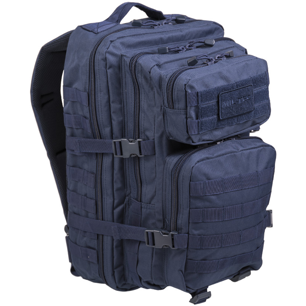 Rucksack US Assault Pack II blau