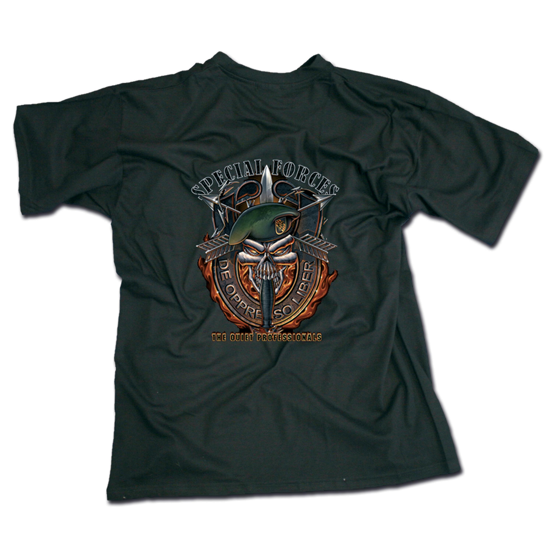 T-Shirt Black Ink SF