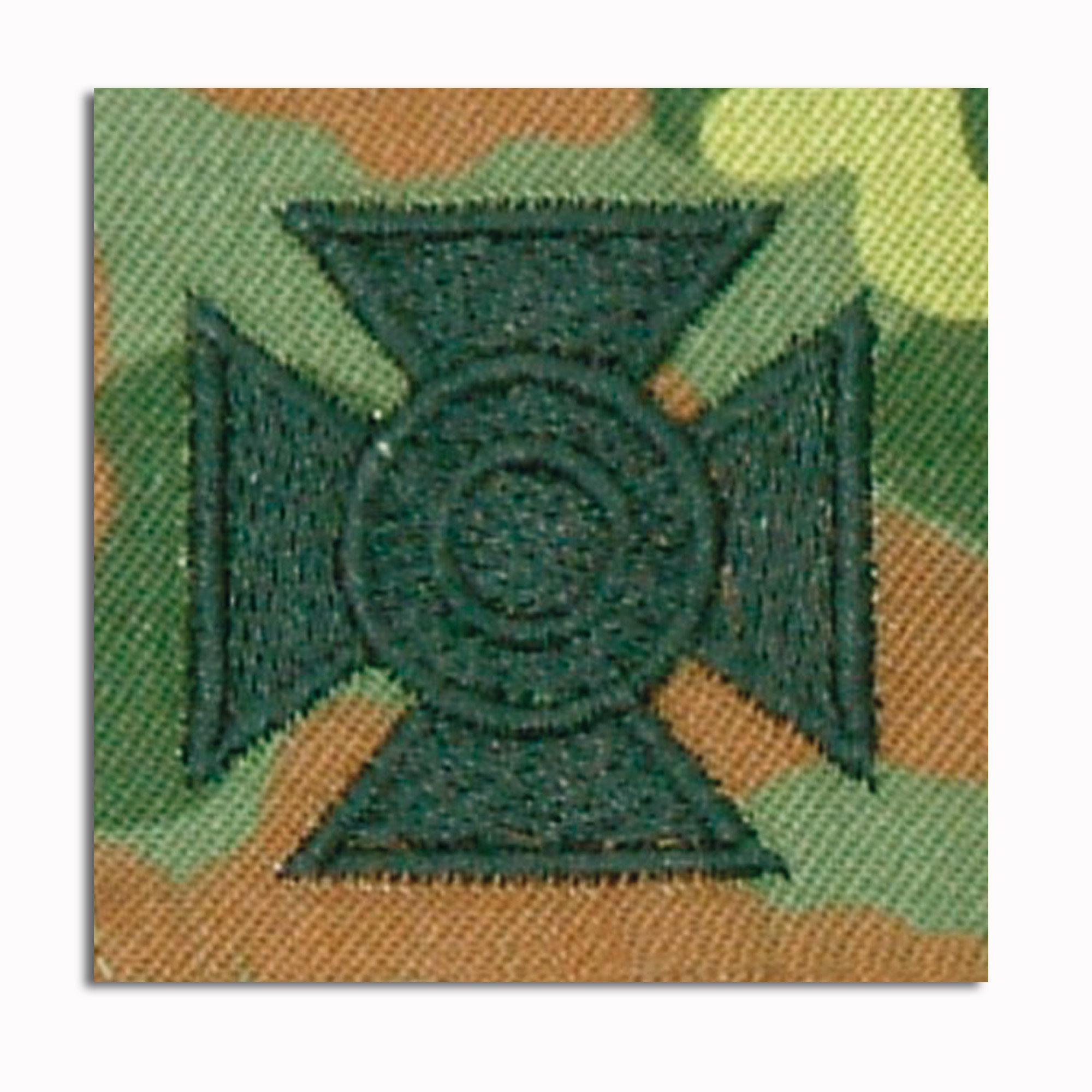 Abzeichen US Textil Sharpshooter flecktarn