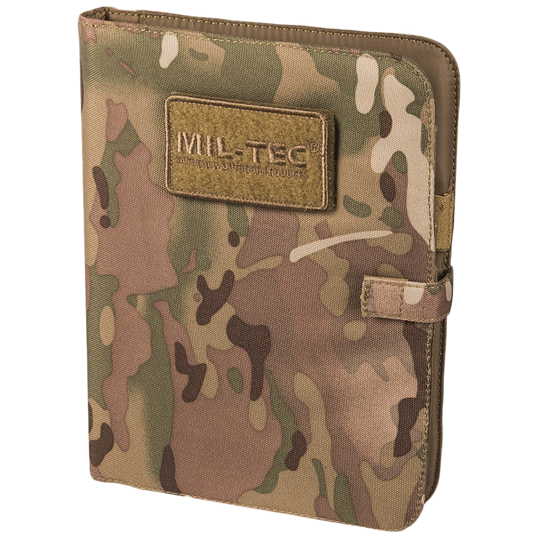 Tactical Notebook medium multitarn