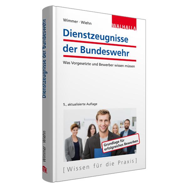 Buch Dienstzeugnisse der Bundeswehr